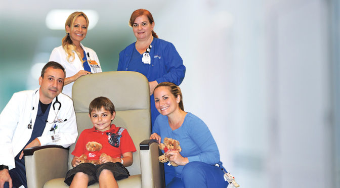Children's Hospital At Palms West Offers Exceptional Pediatric Services Close By