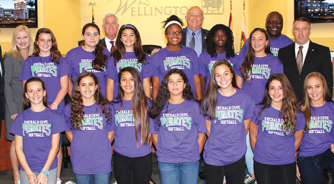 Coach Proud Of Emerald Cove Middle School's Best Softball Season Ever