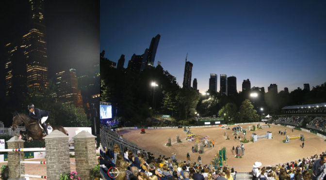 ROLEX CENTRAL PARK HORSE SHOW Third Annual NYC Event Draws A Crowd