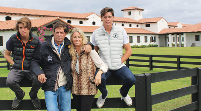 Polo Is A Way Of Life For Wellington's Bollini Family