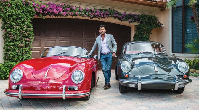 Car Lover Scott Levinsohn's Dream Is Driven To A Reality Of Success