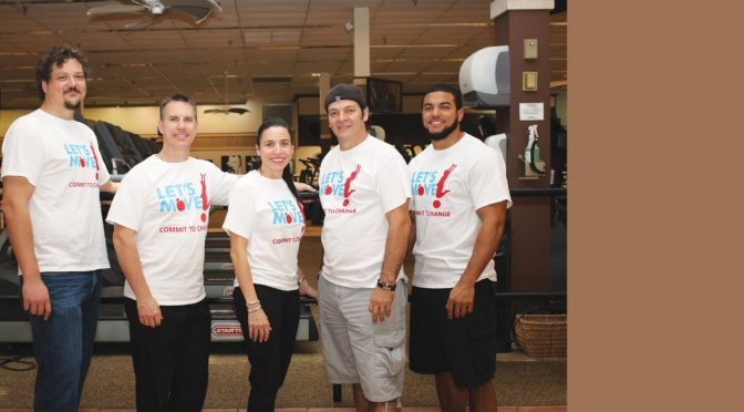 Get Healthy This Month With Help From Ultima Fitness And The Village Of Wellington