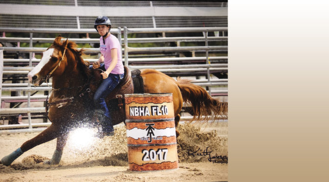 Young Barrel Racer Lexi HeckerHas Big Plans For The Future