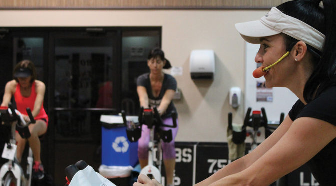 Popular Cycling Classes Keep Members Moving At Ultima Fitness