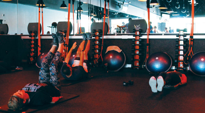 Orangetheory's Heart-Rate-Monitored Training Helps Members Meet Goals