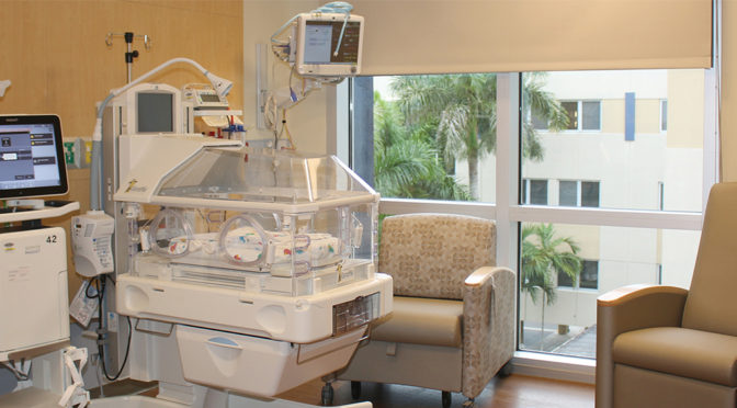 New Level II NICU Open At Palms West Hospital For Tiniest Patients