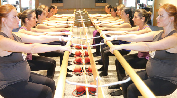 Pure Barre's Unique Workout Is Gaining Popularity In Wellington