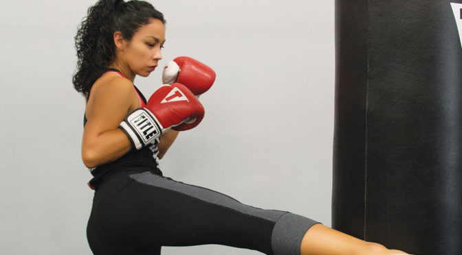 'Get Fit, Not Hit' At Title Boxing Club's New Studio In Wellington