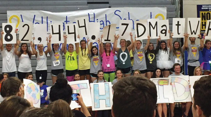 Dance Marathon Program Grows Into A Student Fundraising Tradition At WHS