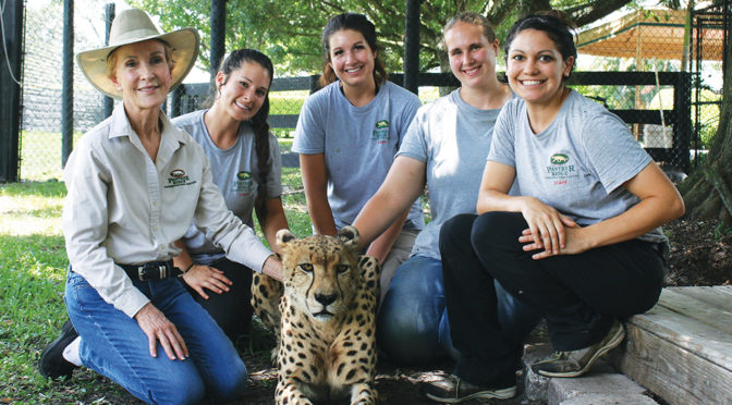 Panther Ridge Nonprofit Aims To  Save Big Cats From Extinction