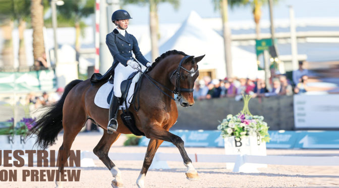 Adequan Global Dressage Festival's 2018 Season Expected To Be Largest Yet
