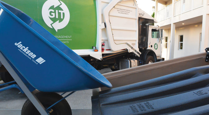 GIT Barn Solutions Helps Equestrians Keep Horse Waste Under Control