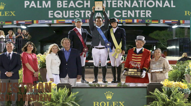 Top Equestrian Competition Set To Return To Wellington For The 2018 Winter Equestrian Festival