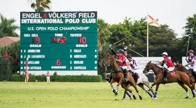 Major Sponsors Bring Visibility And Support To Polo At IPC