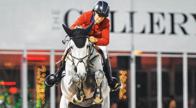 Exciting Equestrian Action Takes Center Stage At  PBIEC During The 2018 Winter Equestrian Festival