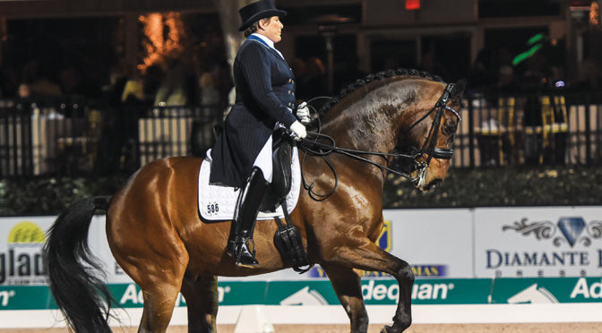 World's Top Dressage Riders In Wellington For The 2018 Adequan Global Dressage Festival