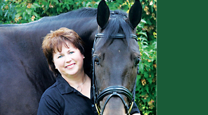 Wellington Offers The Perfect Home For Quality Saddle Fitter Debbie Witty