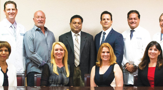 Central Chamber's Medical Board Of Governors Leads The Way On Healthcare Issues