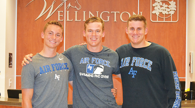 Air Force Academy Recruits From Wellington Among The Next Generation Of Heroes