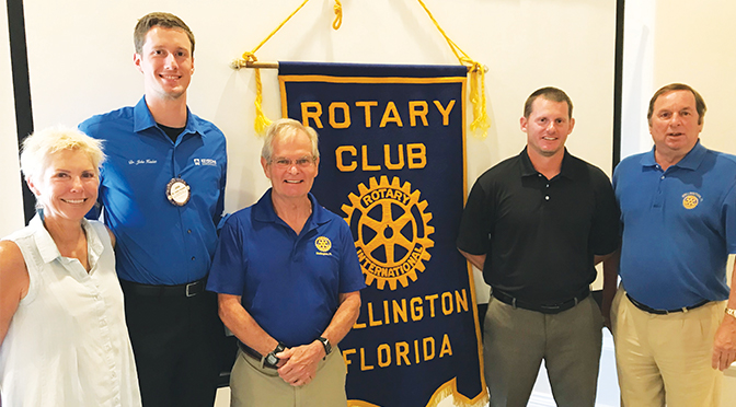 Wellington Rotary To Host Sept. 8 Race To Benefit First Responders Race For The Red And Blue RACE FOR THE RED AND BLUE