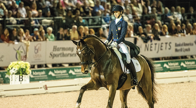 2019 Adequan Global Dressage Festival Welcomes The World Back To Equestrian Village