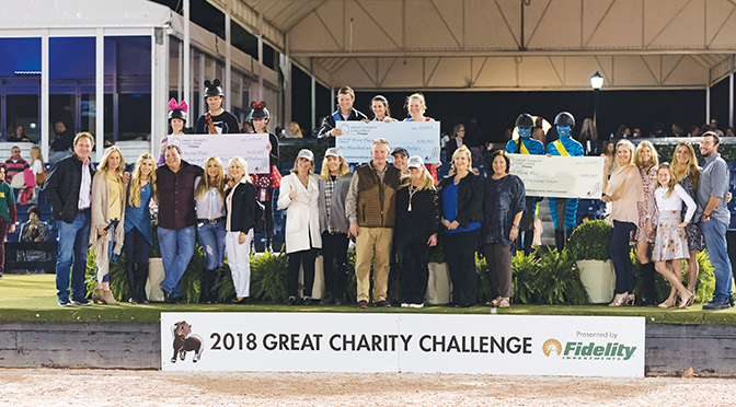 Uniting The Community At PBIEC: 2019 Great Charity Challenge, Presented By Fidelity Investments