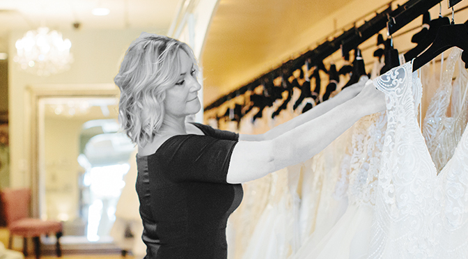 Let's Ask A  Bridal Gown Expert  A Q&A With Lenyce Boyd,Wellington's Own Bridal Expert