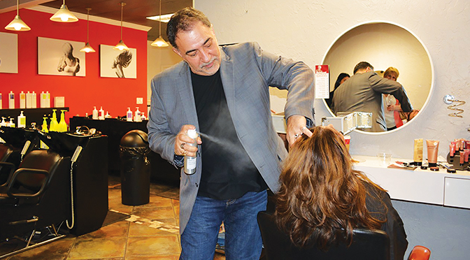 Visions Hair Salon Has Been Making Wellington Beautiful For Thirty Years.