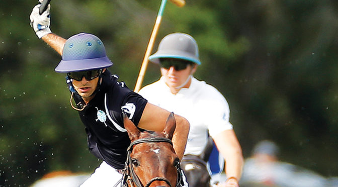 Carlucho Arellano USPA's Man on a Mission