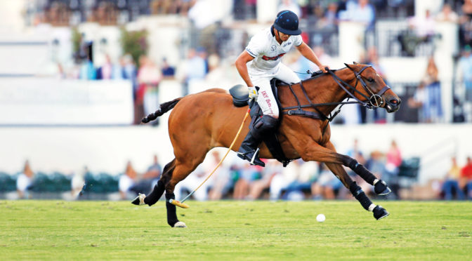 Inaugural Gauntlet of Polo Series Brings Extra Excitement  To IPC This Winter