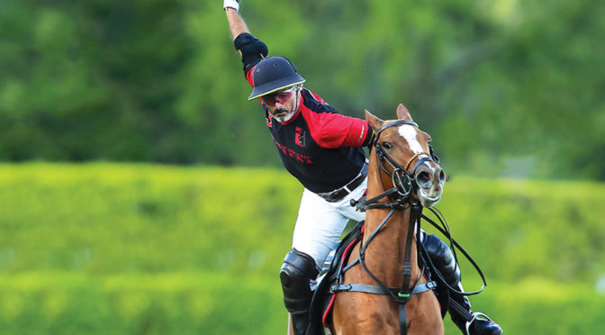 Mariano Aguerre Still Commands The Field, 30 Years After Taking The Polo World By Storm