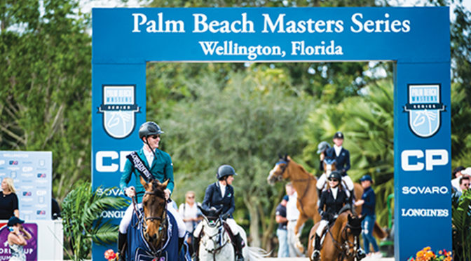 Palm Beach Masters Series Hosting Premier Show Jumping Competitions
