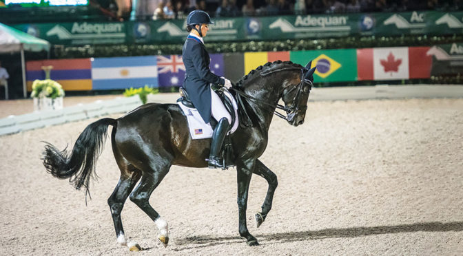 Stars Align At The 2019 Adequan Global Dressage Festival Winter Circuit