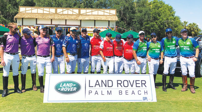 Growing List of Sponsors on Board To Support International Gay Polo Tournament