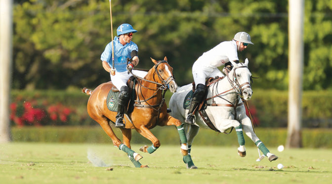 Lucchese 40-Goal Polo Challenge Raises $375,000 For Injured, Ill Players And Grooms