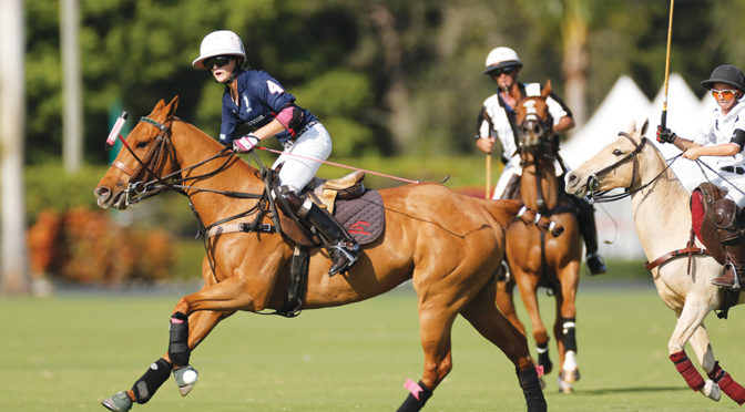 Future Polo Star Hope Arellano Aims To Be The Best She Can Be