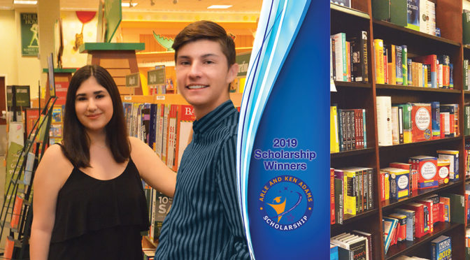 The Wellington Community Foundation Awards Inaugural Arle And Ken Adams Scholarships