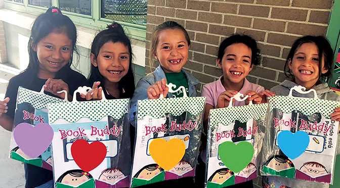 Students Excelling In New Horizons Dual Language Spanish Academy