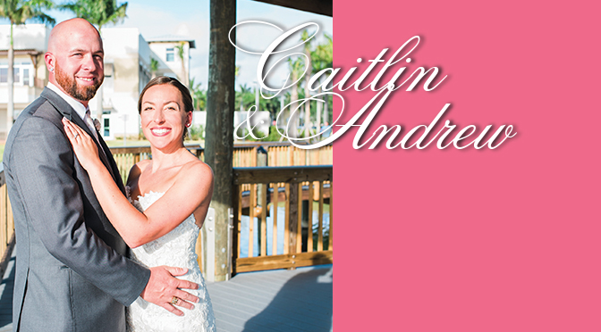 Caitlin & Andrew – Tell Us Your Wedding Story