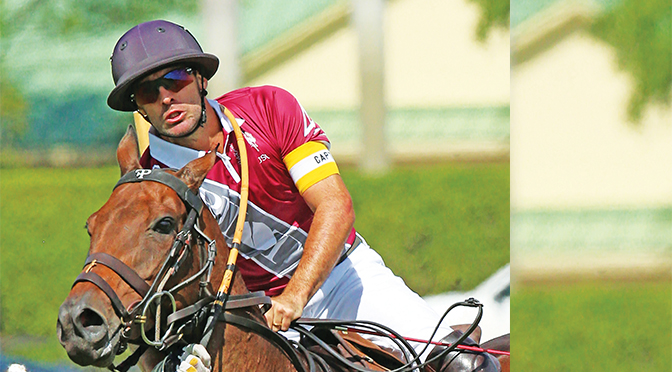 Facundo Pieres: One Of The Top Polo Players Of His Generation  Polo Superstar