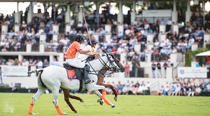 High-Goal Polo Season In Full Swing At The International Polo Club Palm Beach Amazing Action