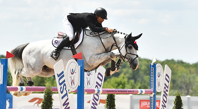 QBS Equestrian Is Shaking Up The Sport Of Show Jumping Game Changers