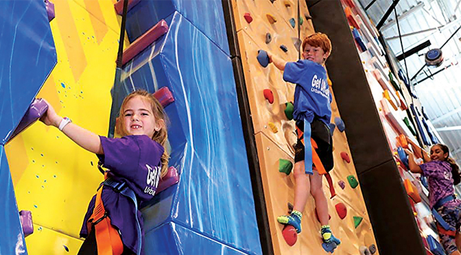 Urban Air Adventure Park Offers Great Entertainment For The Whole Family  Indoor Fun