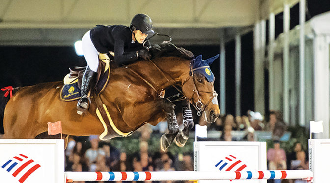 Sponsors Support Growth Of Equestrian Sport And WEF's Continued Success  WEF Sponsors