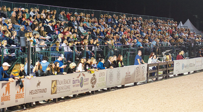 Dedicated Supporters Spur Growth Of Dressage  Circuit In Wellington AGDF Sponsors