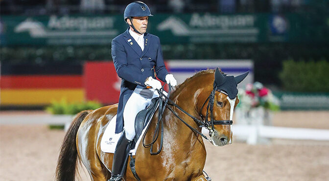 Faces of Dressage – Christoph Koschel