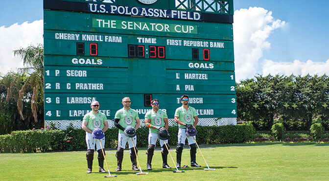 Lexus International Gay Polo Tourney Returns For A Fabulous & Safe Weekend