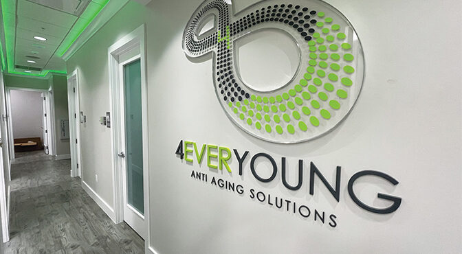 New 4EverYoung Location In Wellington Aims To Help You Look & Feel Your Best
