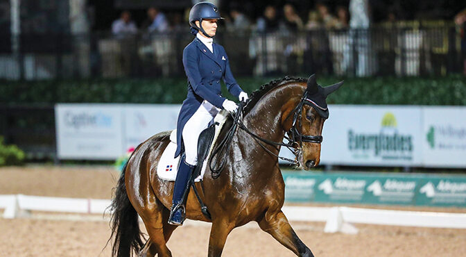 Faces of Dressage – Yvonne Losos de Muñiz