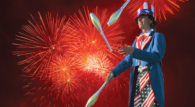 Wellington To Continue Its  Decades-Long Tradition Of Holiday Fireworks On Independence Day